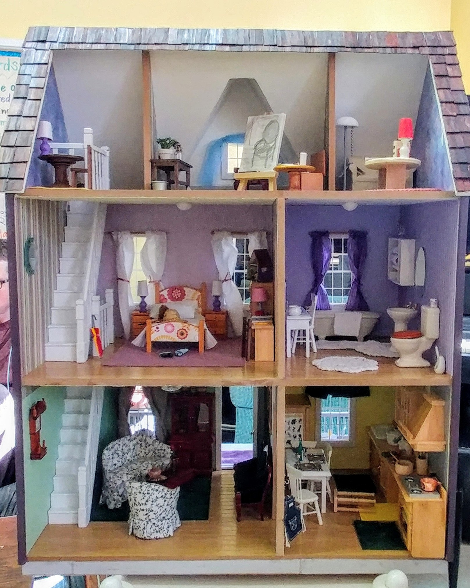 Take a Chance on a Beautiful Dollhouse