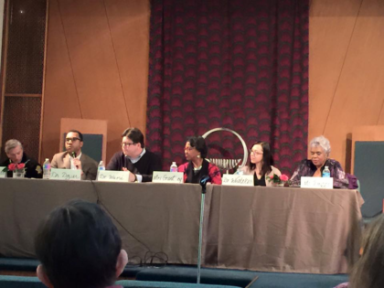 Racism Conference Panel