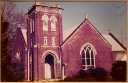 Old Episcopal Church