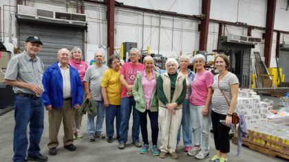 Harvest Hope Volunteers