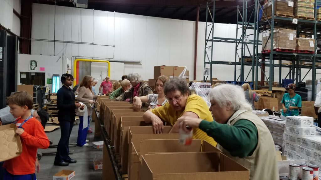 Harvest Hope Box Packers