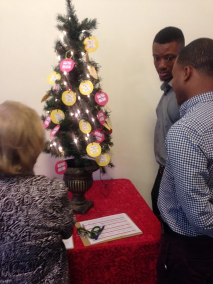 Families Helping Families Tree