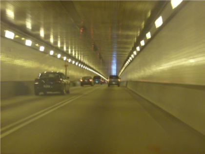 Pittsburgh Tunnel