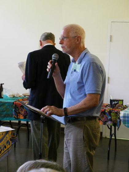 Rev. Barrington Farewell Party