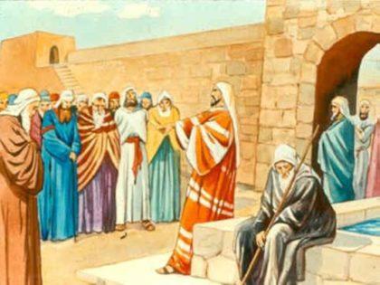 Nehemiah preaching