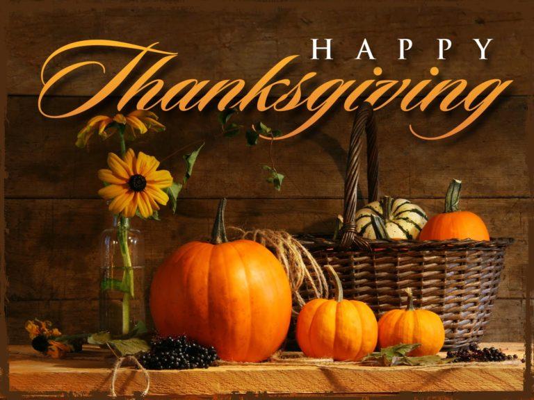 Thanksgiving Gathering at UUCC