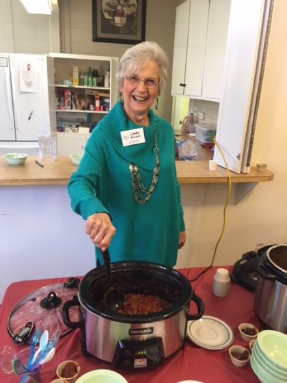 Chili Cook-Off on 11/18!