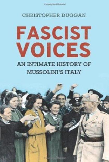 Fascist Voices book