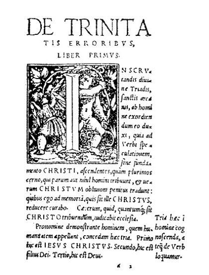 Servitas' De Trinita