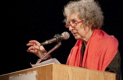 Margaret Atwood Speaking