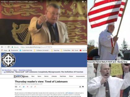 KKK vs Rev. Liebmann