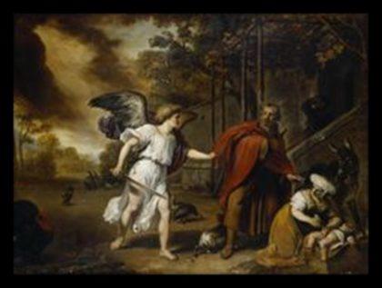 Moses' son's circumcision
