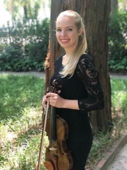 Sarah Land, Violinist