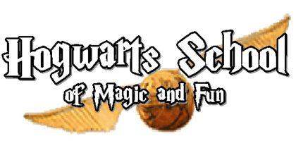 Hogwarts School of Magic!