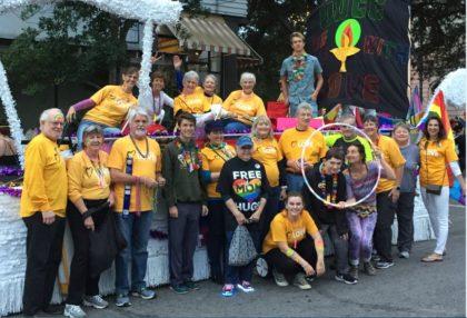 Pride Parade Float 2018