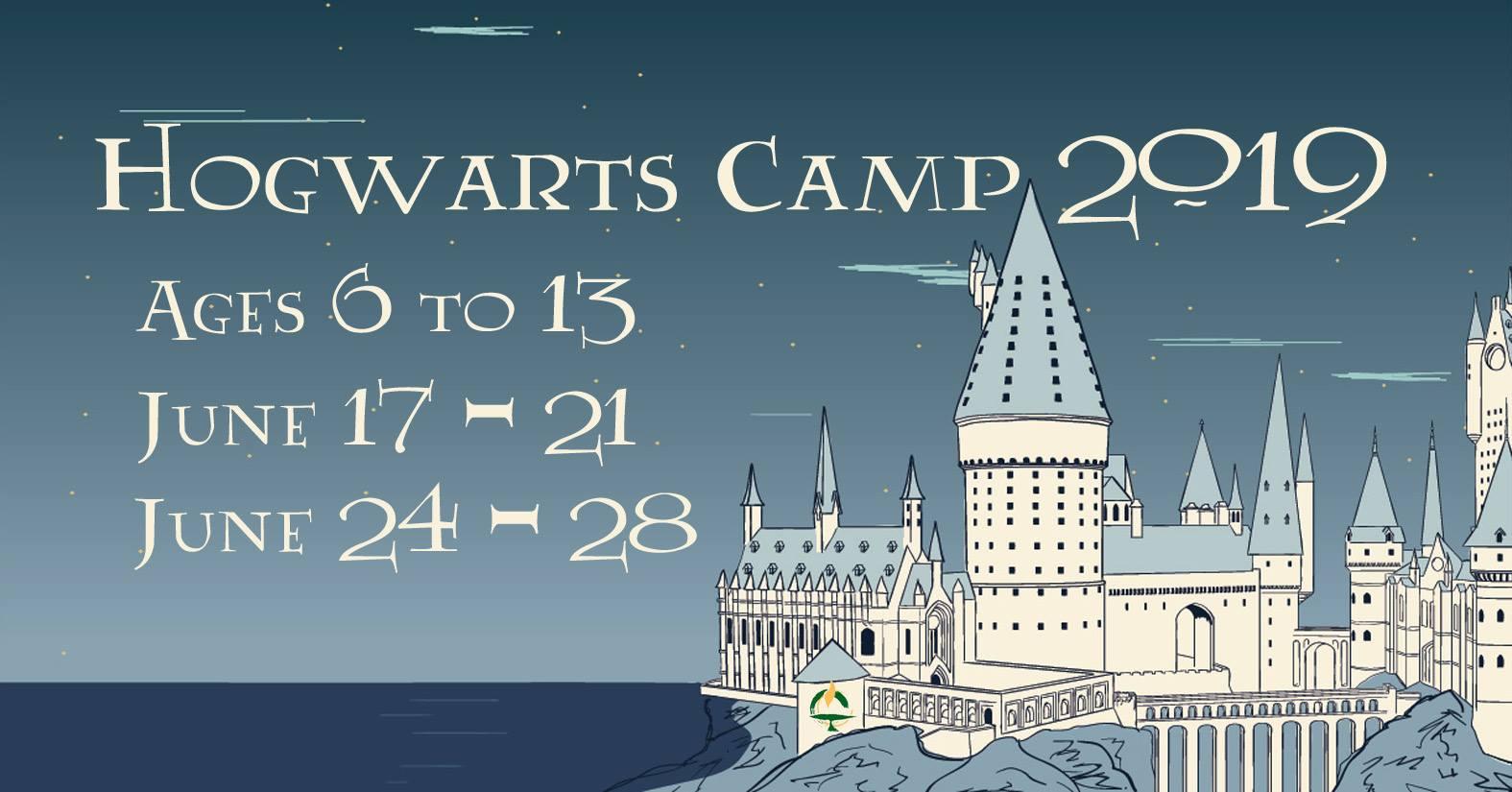 Hogwarts Camp 2019