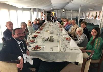 Partner Church Banquet