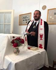 Rev. Zsolt Solymosi
