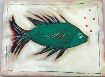 Ann Cargill's Fish