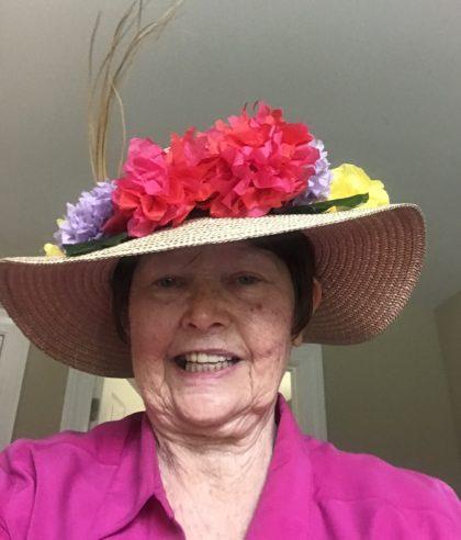 Judy's Easter Bonnet