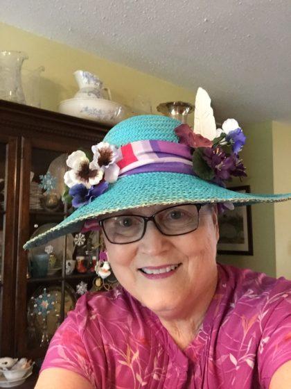 Linda B's Easter Bonnet
