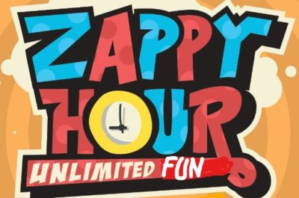 Zappy Hour Clipart